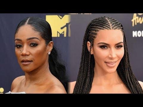 Tiffany Haddish ROASTS The Kardashians During 2018 MTV Movie Awards Opening Monologue