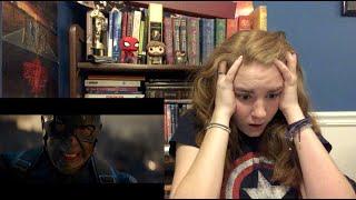 Avengers Endgame REACTION Trailer 2