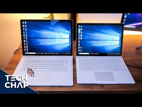Microsoft Surface Book 2 15-inch Review - GTX 1060! | The Tech Chap