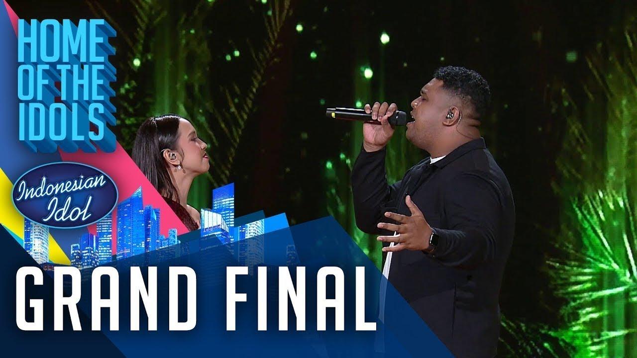 Download LYODRA X ANDMESH - JANGAN RUBAH TAKDIRKU - GRAND FINAL - Indonesian Idol 2020 MP3 Gratis
