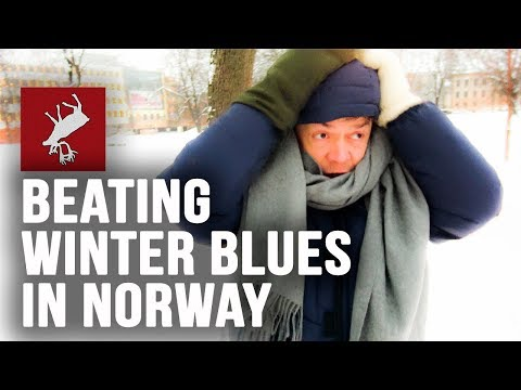 Beat Winter Depression in Norway with Clothes