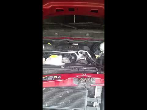 Spark Plug Change  on 2006 Dodge Ram 2500 Hemi 5.7L Part 4
