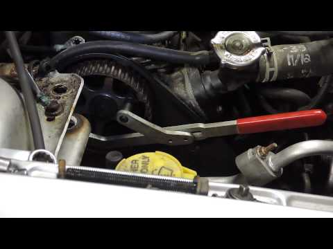 Neon timing belt replacement