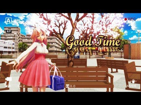 〖ray-MMD〗 ▶ ▷ Good Time ◁ ◀