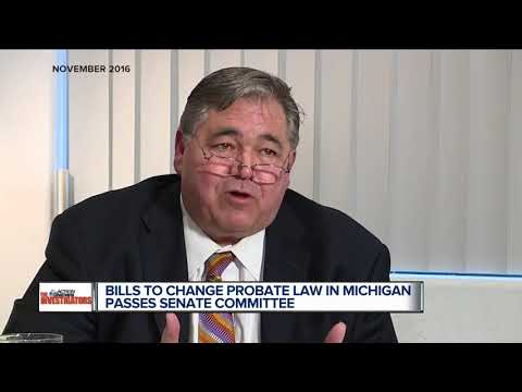 Bills to change probate laws in Michigan passes senate committee