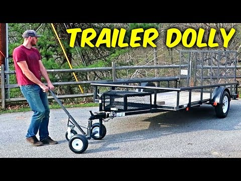 Trailer Dolly - Is it Worth It?