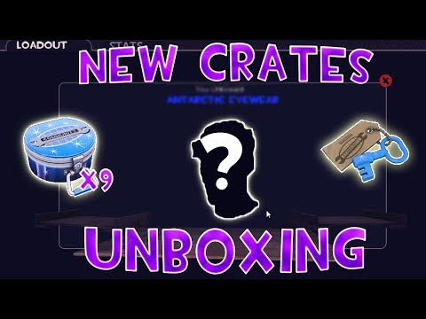 [TF2] UNBOXING NEW BLUE MOON CRATES!!! - What Is This Luck...