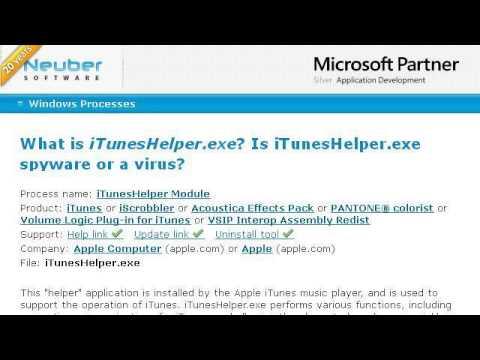 What Is Itunes Helper?