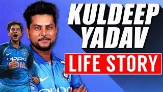 Kuldeep Yadav Biography   Chinaman Bowler   Hattrick Wickets   Cricketer