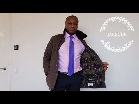 The Best Cold Weather Barbour Jacket? Classic Tartan Eskdale Reviewed!