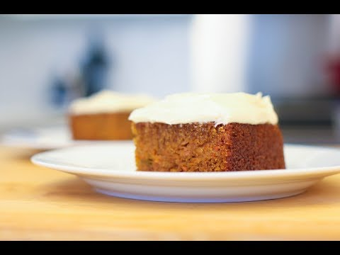 The BEST Gluten/Dairy Free Carrot Cake