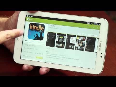 Moving Books From the iPad to the Android Reader : Important Android Tips
