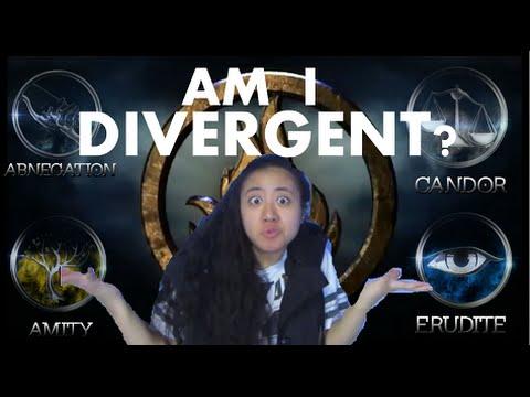 AM I DIVERGENT?   FACTION QUIZ