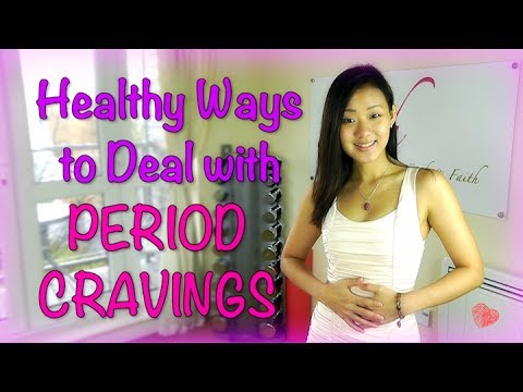 Healthy Ways to Combat PERIOD Cravings! 7 Effective Tips