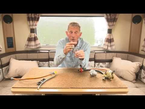 Practical Caravan on gas safety in your tourer