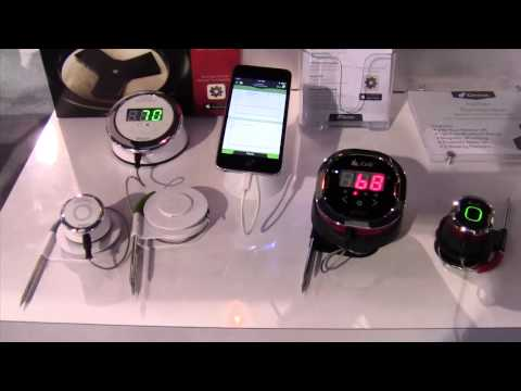 New iGrill 2, iGrill Mini, iGrill Kitchen, iGrill Kitchen Mini, and iLP - CES 2014