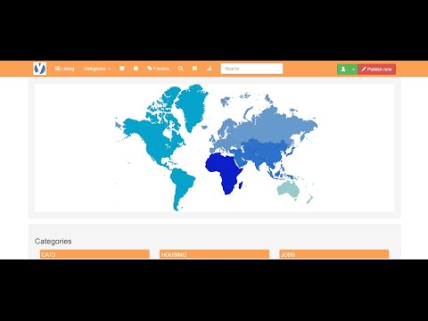 How to Add an Interactive Map to Website Homepage