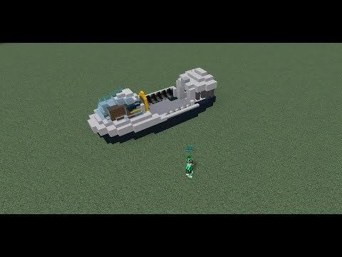 Roblox - Build a Boat For Treasure: Using the *NEW* Hover Craft Boat to Get to Treasure!