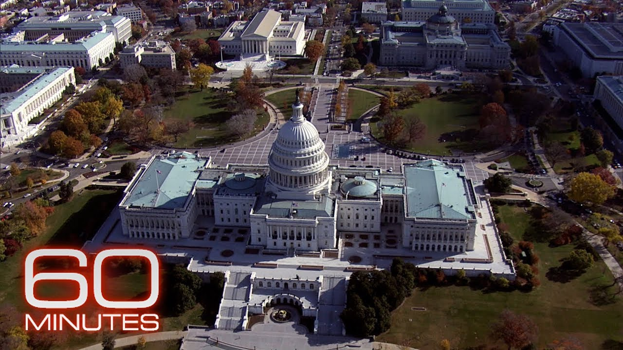 From the 60 Minutes archive: Scott Pelley reports on the Capitol Dome