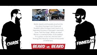 Finnegans Garage Ep.61: The Hoonigan Grudge Match is on and Somebody is Losing Their Beard!