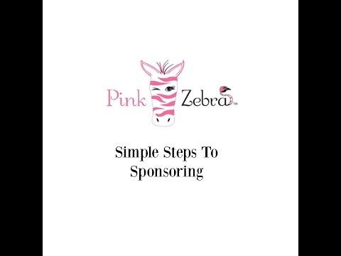 Simple Steps To Sponsoring