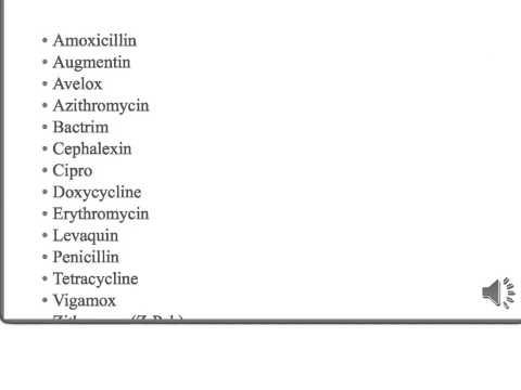 Drug pronunciation