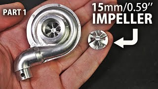 Micro Supercharger for The RC Wankel Rotary Engine | Part 1 | The Housing