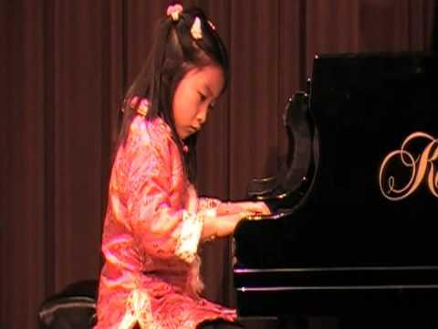 Elysha's Piano Recital on 2009-02-07