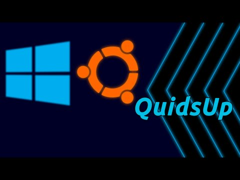 How to Install Ubuntu to Dual Boot with Windows 10
