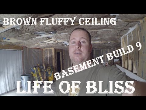 Basement Build 9 | Insulation Install | Finished Wiring