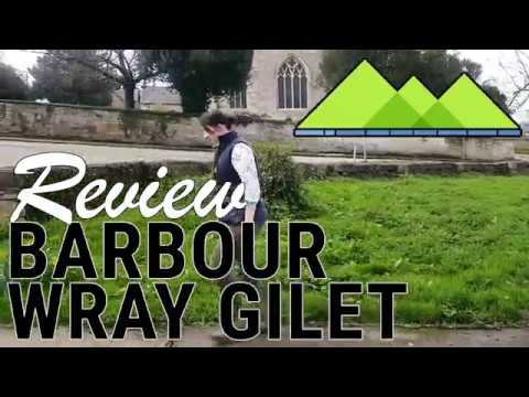Best Gilet for Spring/Summer Barbour Wray Gilet Review