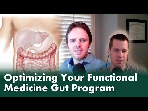 Optimizing Your Functional Medicine Gut Program - Podcast #164