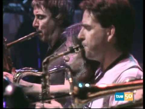 FRANK ZAPPA in Barcelona 1988