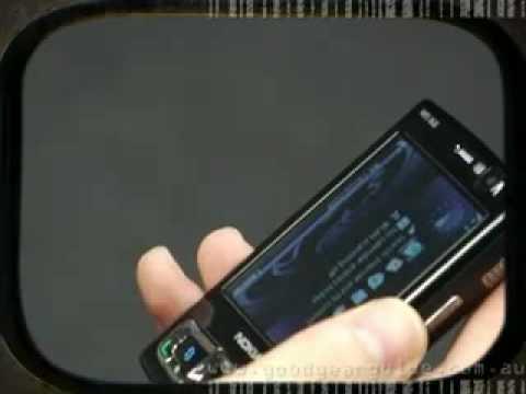 Australia's best  Mobile Phone - 2008-- Nokia  N95--- MUST SEE