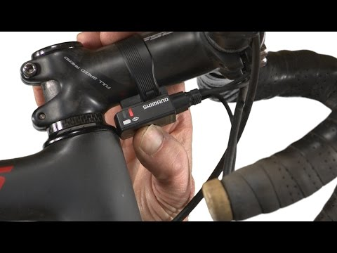 DI2 Alignment/Tuning Your Electronic Shifting System Part One