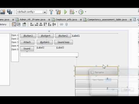Java prog#122. Change the cursor shape in Java