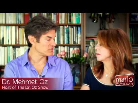 Get Rid Of Hot Flashes: Dr. Oz - Mondays with Marlo