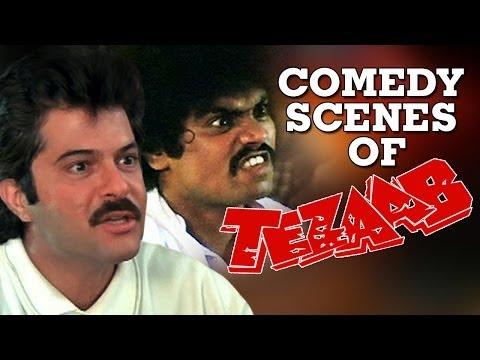 Xxx Mp4 Comedy Scenes Of Anil Kapoor Johnny Lever Tezaab Bollywood Movies Jukebox 3gp Sex