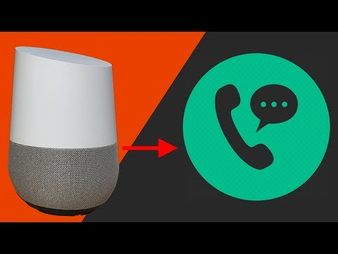 Google Home Hands-Free Calling - iPhone and Android Setup