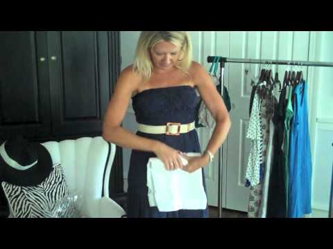 How to Pack a Suitcase for Vacation