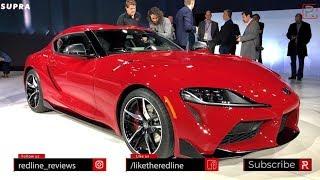 2020 Toyota Supra – Redline: First Look – 2019 NAIAS