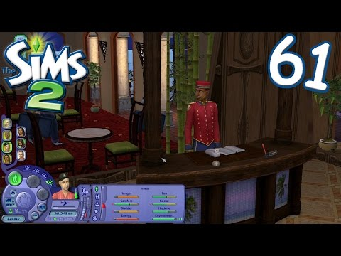 The Sims 2 Part 61 - Getting Hungry