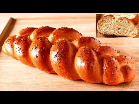 Pan JALÁ  bieloruso 🇬🇧 Belarusian CHALLAH bread