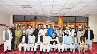 madrasa qasim ul uloom annual seerat conference at jamia masjid ali