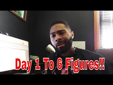 6 Figure Home Business Day ! - Building A Passive Income!!