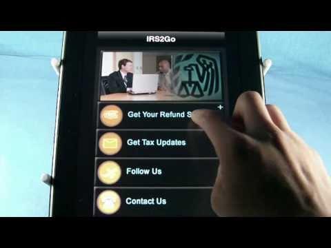 IRS2Go Smart Phone App