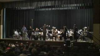 "The Symphonic Band Playing ""Dixieland Jam!"" DON"