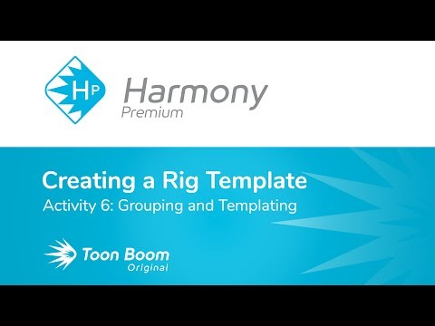 How to Create Groups and Templates using Harmony Premium