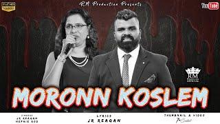 New Konkani Love Song - Moronn Koslem -  Jr Reagan \u0026 Nephie Rod