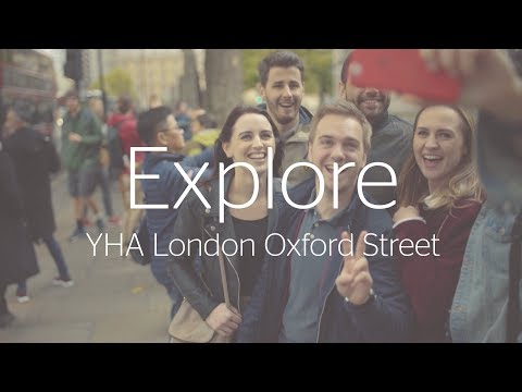 Explore YHA London Oxford Street